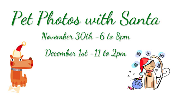 Pet Photos-with-Santa
