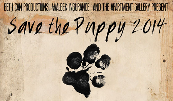 Save the Puppy 2014