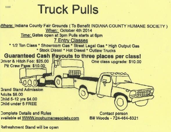 Truck-Pull-Flyer