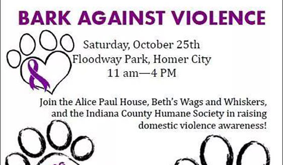 Bark Against Violence