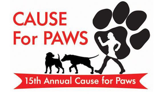 15th Annual Cause for Paws