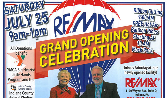 Remax grand opening celebration