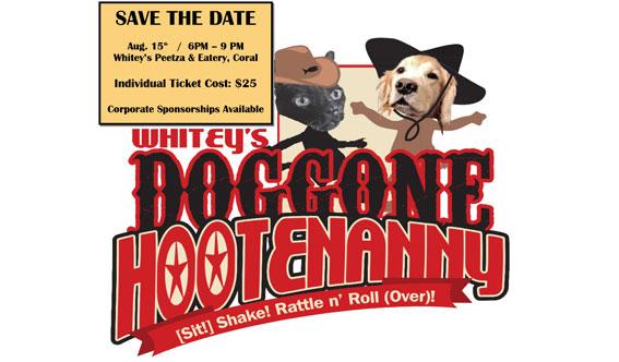 Whiteys doggone hootenanny