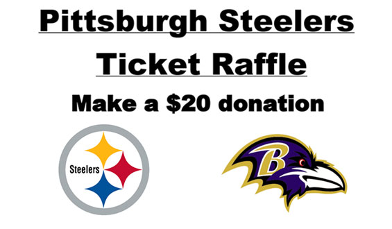 Steelers Ticket Raffle