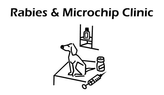 Rabies & Microchip Clinic