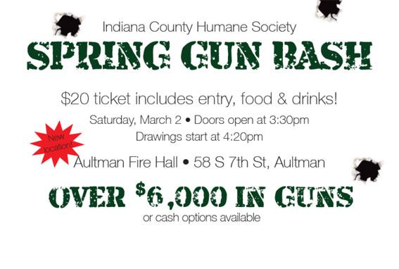 Spring2019GunBash-s | Indiana County Humane Society